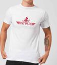 Camiseta Nintendo Mario Kart Mario  Here We Go!  - Hombre - Gris claro - S - Light Grey