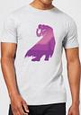 T-Shirt Homme Zelda Ganondorf Silhouette Nintendo - Gris - S - Gris