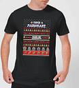 Camiseta Navidad Nintendo Super Mario Kart  Here We Go!  - Unisex - Negro - L - Negro