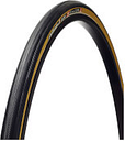 Challenge Elite Pro 220 TPI Tubular Road Tire - 700c x 25mm - Black/Tan