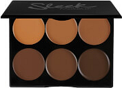 Sleek MakeUP Cream Contour Kit - Extra Dark 12g
