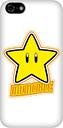 Coque Smartphone Invincible - Super Mario Nintendo pour iPhone et Android - iPhone 5C - Coque Simple Matte