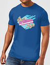 Camiseta Rick y Morty Simple Ricks - Hombre - Azul - S - Royal Blue