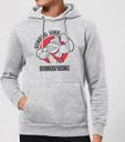 Nintendo Donkey Kong Strong Like Donkey Kong Hoodie - Grey - S - Gris