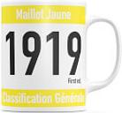 Maillot Jaune Mug