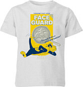 Looney Tunes ACME Face Guard Kids' T-Shirt - Grey - 3-4 ans - Gris