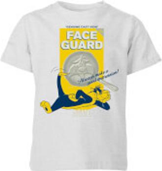 Looney Tunes ACME Face Guard Kids' T-Shirt - Grey - 3-4 ans - Gris