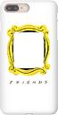 Coque Smartphone Cadre - Friends pour iPhone et Android - iPhone 7 - Coque Double Épaisseur Matte