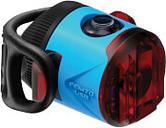 Lezyne LED Femto Drive USB Rear Light - Blue