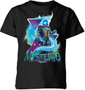 Spider-Man Far From Home Mysterio Energy Triangles Kids' T-Shirt - Black - 9-10 Years - Black