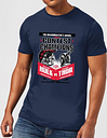Marvel Thor Ragnarok Champions Poster Herren T-Shirt - Navy Blau - M - Marineblau