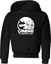 Courage The Cowardly Dog Spotlight Kids' Hoodie - Black - 3-4 Jahre - Schwarz