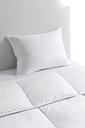 Pureloft Elite Pillow - Firm - Lands' End - White - STD