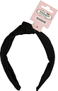 The Vintage Cosmetic Company Headband, One Size , Black