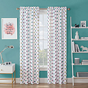 Waverly Life Is Sweet Light-Filtering Rod-Pocket Single Curtain Panel, One Size , Multiple Colors