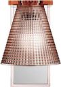 Light Air Wandleuchte / Lampenschirm aus Kunststoff - Kartell - Rosa