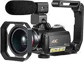 Winait 4K camera 1080P wifi digital video camera night vision professional Camcorder 4K camera 4K