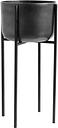 Metal Cachepot Nordal Set Size: 1