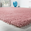 Hilltop Shag Pink Rug Hashtag Home Size: Rectangular 120 x 170cm
