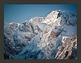 Winter in the Alps 193cm x 250cm Wallpaper East Urban Home