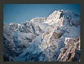 Winter in the Alps 154cm x 200cm Wallpaper East Urban Home