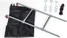 Trampoline Anchor Kit JumpKing Size: 121.92cm W x 121.92cm D