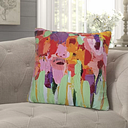 Gracia 100% Polyester Scatter Cushion Happy Larry