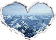 Alps Wall Sticker