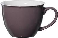 Doppio Coffee Mug (Set of 6) Ritzenhoff & Breker Colour: Toffee
