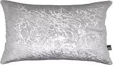 Camila Cushion with Filling Willa Arlo Interiors Colour: Silver