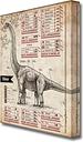 'Dino Butchers Selection Kitchen' Textual Art Print on Canvas East Urban Home Size: 101.6 cm H x 66 cm W