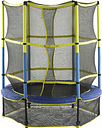 5' Backyard Above Ground Trampoline with Safety Enclosure Freeport Park