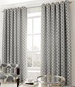 Pederson Eyelet Room Darkening Curtains