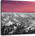 Colossal Alps Photographic Print on Canvas