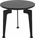 Laser Side Table Innovation Living Colour (Table Top): Black
