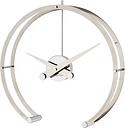 Owen Desktop Clock Ebern Designs Finish: Chrome