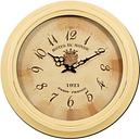 Metal Sanchez 47cm Analog Wall Clock