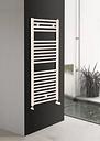 Phoebe Vertical Straight Towel Rail Belfry Heating Finish: White, Size: 76.4cm L x 50cm W x 3cm D