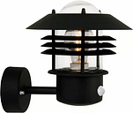 Vejers 1 Light Outdoor Sconce with Motion Sensor Nordlux