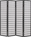 Lessing 4 Panel Room Divider