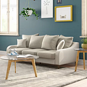 Tenley 3 Seater Sofa Zipcode Design