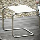 Side Table JanKurtz Tabletop Colour: White
