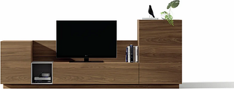 """Danielson Entertainment Unit for TV's for up to 78"""""""