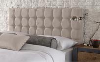 Hampden Linen Upholstered Headboard