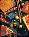 'Billiards' by Harrison Photographic Print East Urban Home