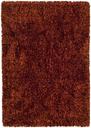 Hand Knotted Terracotta Rug Theko