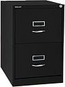 2-Drawer Filing Cabinet Symple Stuff Finish: Black
