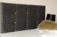 Easley Upholstered Headboard