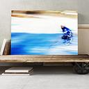 Ice Hockey Graphic Art on Canvas East Urban Home Size: 70cm H x 100cm W