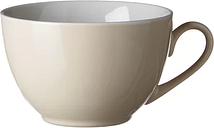 Doppio Coffee Cup (Set of 6) Ritzenhoff & Breker Colour: Cream